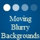 Moving Blurry Background for JavaScript and jQuery