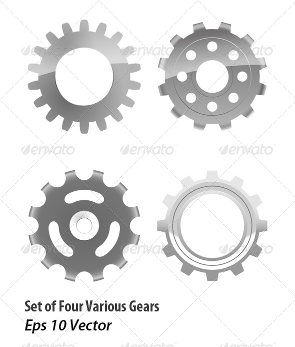GraphicRiver Gears 5882407