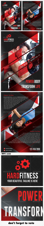 GraphicRiver Sport Multipurpose Flyer 07 5843969