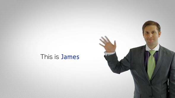 Promote Your Service With James
