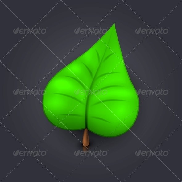 GraphicRiver Leaf 5883391