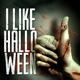 I Like Halloween Poster - GraphicRiver Item for Sale