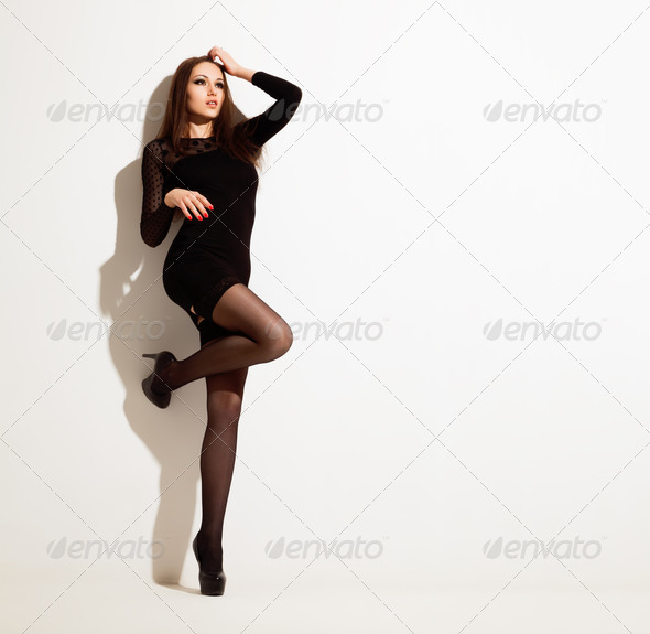 Fashion photo - Stock Photo - Images