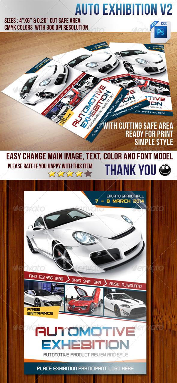 GraphicRiver Auto Exhibition V2 5827146