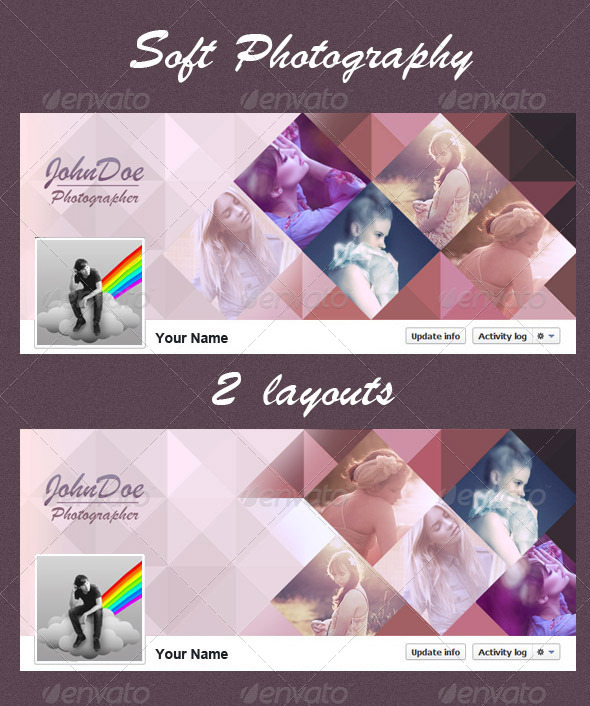 GraphicRiver Soft Photography FB Timeline 5885595