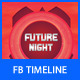 Future Facebook Timeline Cover - GraphicRiver Item for Sale