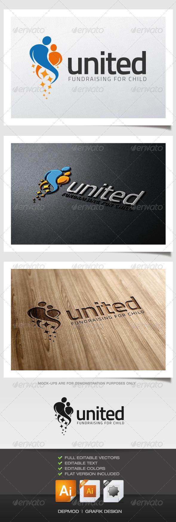 GraphicRiver United Logo 5887728