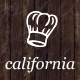 California - Restaurant Hotel Coffee Bar Website