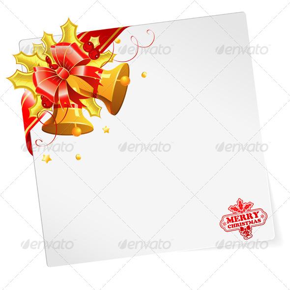 GraphicRiver Christmas Frame 5888377
