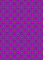 Flowers in Rhombuses Purple Shades - PhotoDune Item for Sale