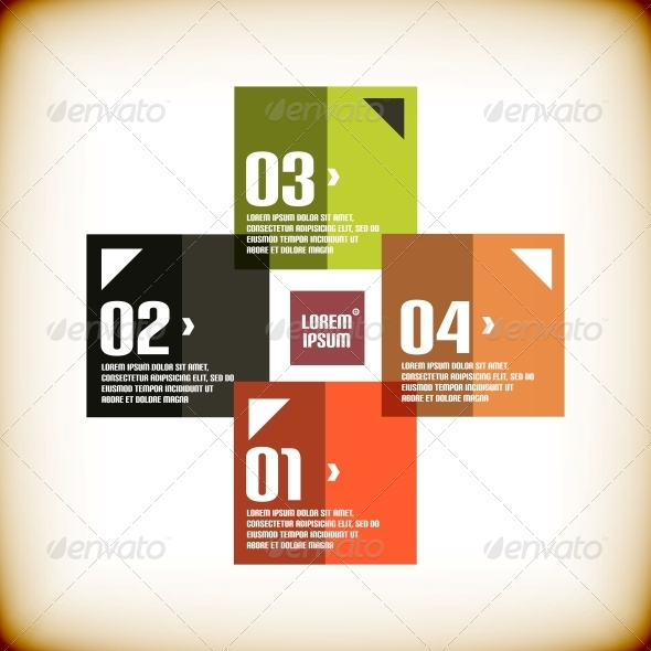 GraphicRiver Modern Geometrical Banner Design Template 5889544