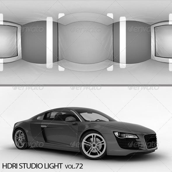 HDRI_Light_72 - 3DOcean Item for Sale