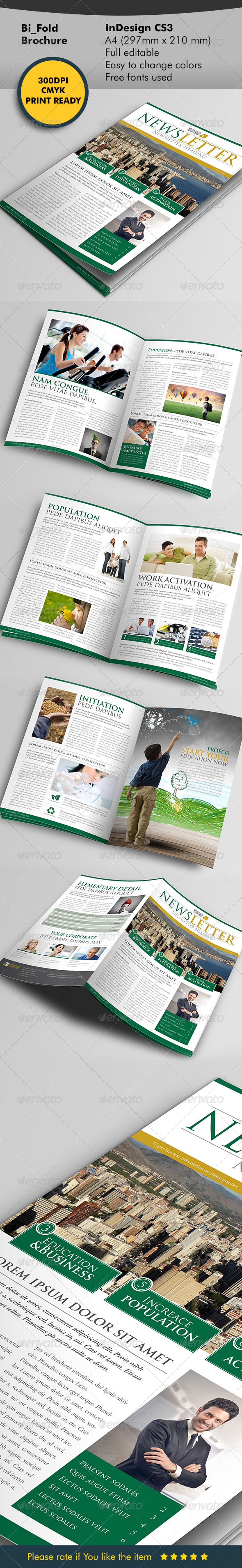 GraphicRiver Newsletter Style 5890328