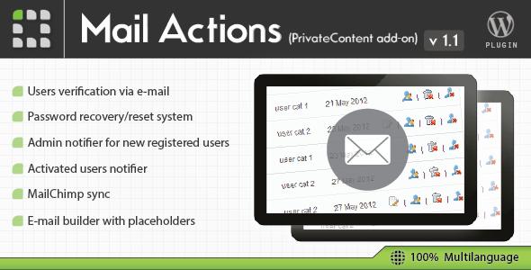 PrivateContent - WordPress Add-on Plugin