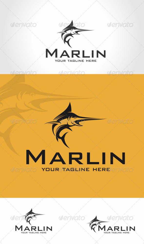 GraphicRiver Marlin Logo Template 5879811