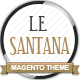 Le-Santana - Responsive & Retina Ready Magento - ThemeForest Item for Sale