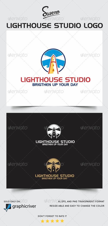 GraphicRiver Lighthouse Studio Logo 5892172