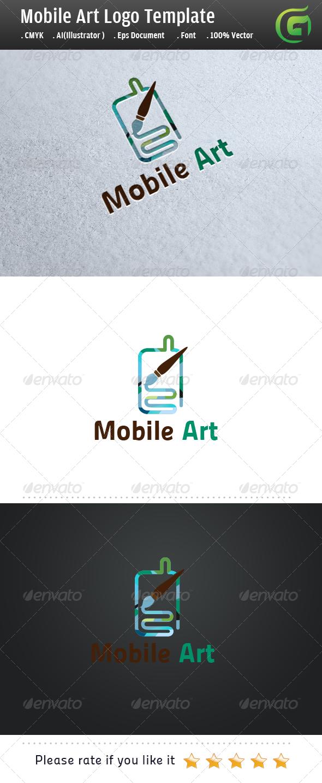 GraphicRiver Mobile Art 5893108