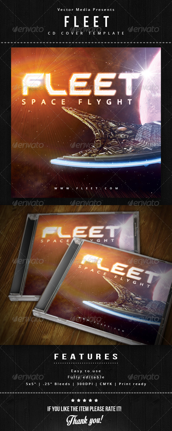 Fleet Cd Cover