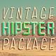 Vintage Hipster Pack - VideoHive Item for Sale