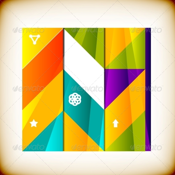 GraphicRiver Modern Geometrical Abstract Background 5895795