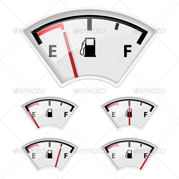 GraphicRiver Fuel Indicator 5896270