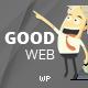 GoodWeb - One & Multi Page WordPress Theme