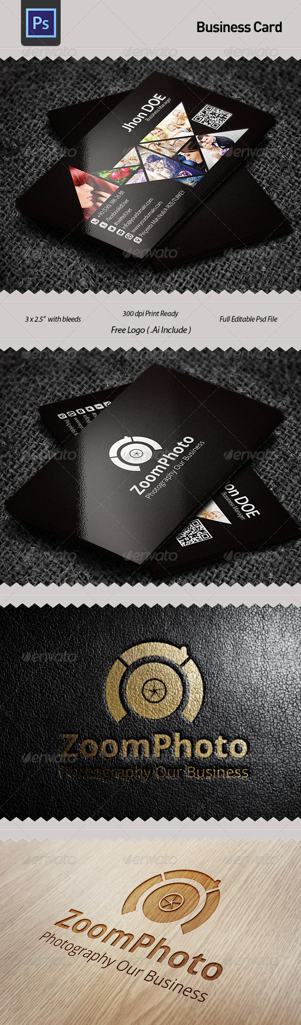 GraphicRiver Business Card 5896704