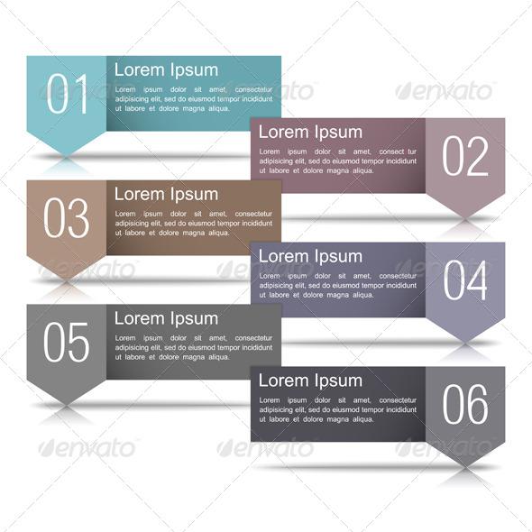 GraphicRiver Infographics Design Elements 5897046