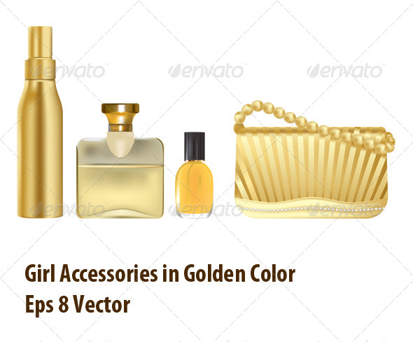 GraphicRiver Golden Collection 5897408