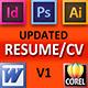 Resume / CV / Curriculum Vitae