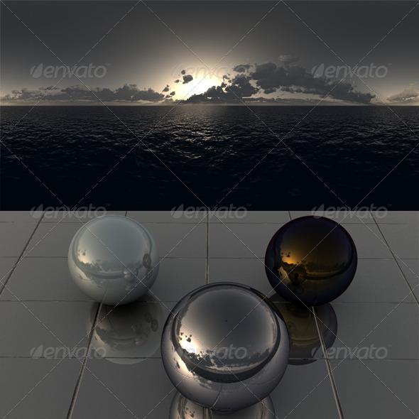 3DOcean Sea 94 5898078