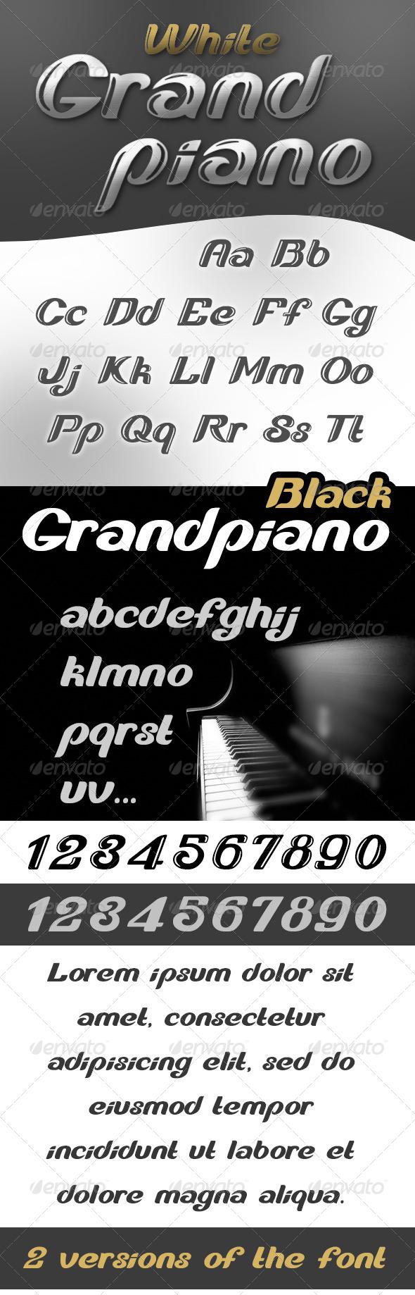 GraphicRiver Grandpiano 5898362