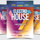 House Party Flyer - 02 - GraphicRiver Item for Sale