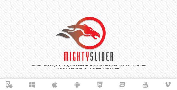 CodeCanyon mightySlider Mighty Responsive Slider 5898508