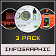 Infographic Elements and Templates 3 Pack Vol. 2 - GraphicRiver Item for Sale