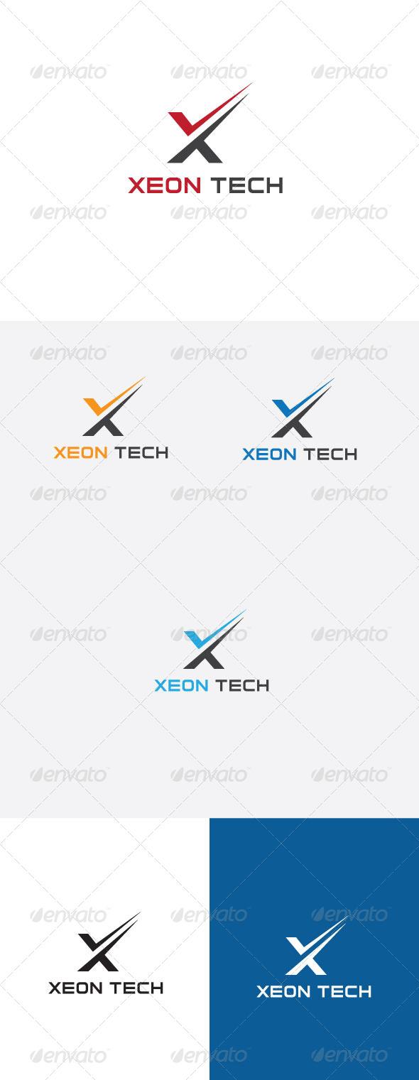 Letter Logo Design - Letters Logo TemplatesX Letter Logo