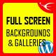 Image&Video FullScreen Background WordPress Plugin