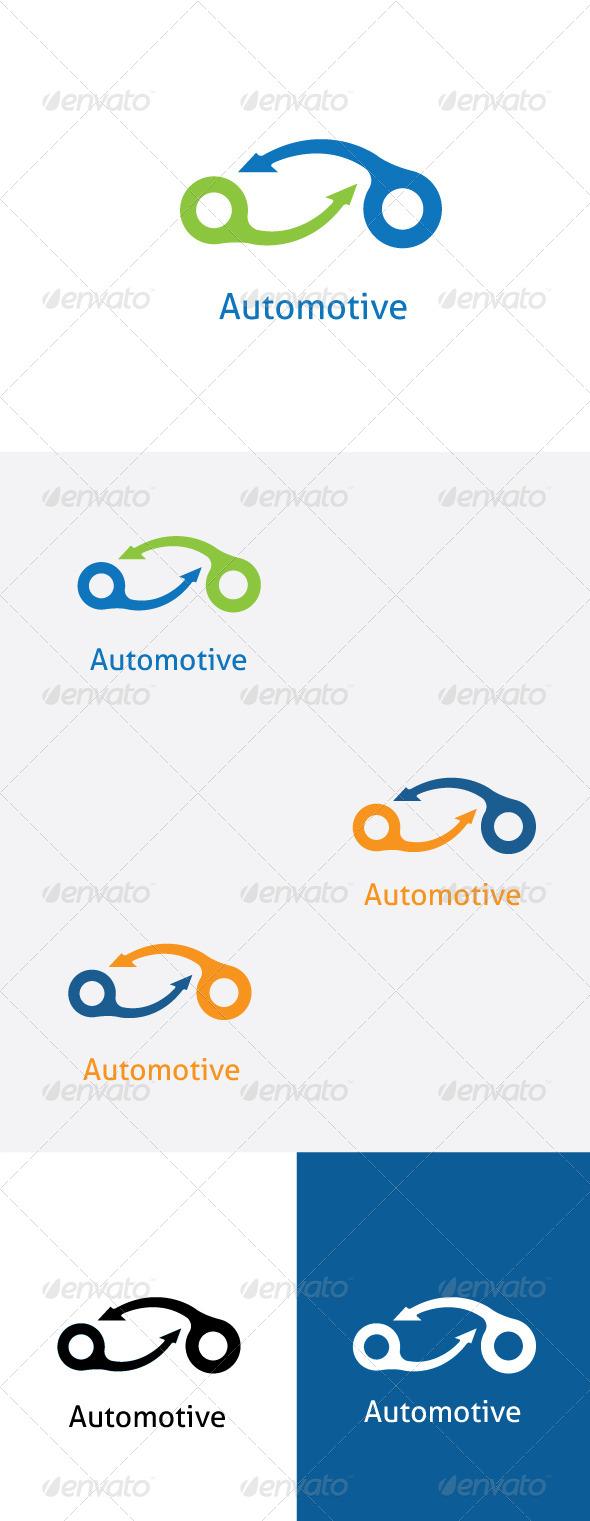 GraphicRiver Automotive Logo Template 5898019