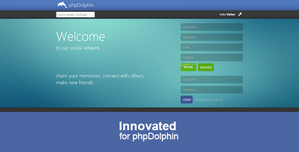 CodeCanyon Innovated Theme for phpDolphin 5900356