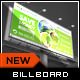 Health Medical Care - Billboard Outdoor Template