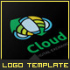 Cloud Connection - Logo Template