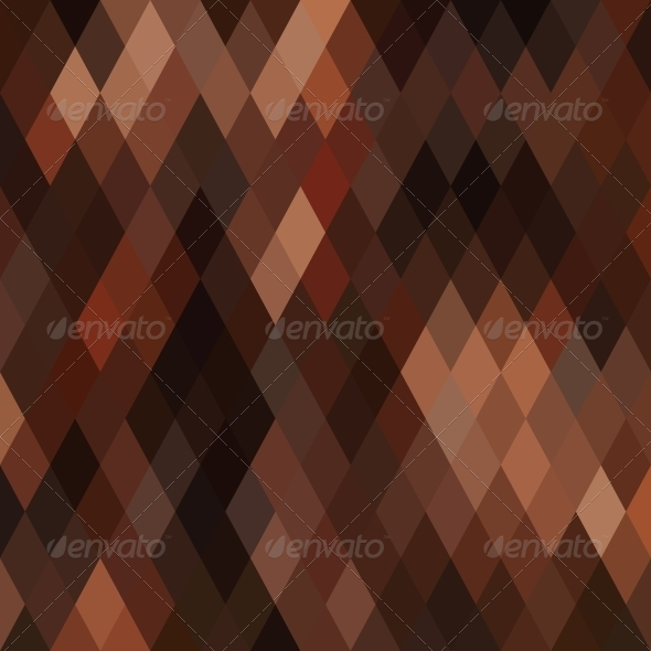 GraphicRiver Square Brown Mosaic Background 5900471