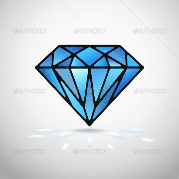 GraphicRiver Vector Diamond 5900644