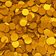Gold Coins Pile - VideoHive Item for Sale
