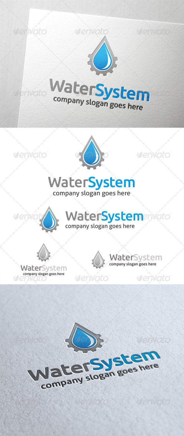 Water System Logo