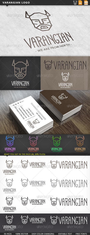 GraphicRiver Varangian Logo 5901792