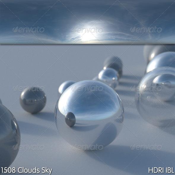 3DOcean HDRI IBL 1508 Clouds Sky 5901915
