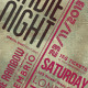 Indie Night Flyer Template - GraphicRiver Item for Sale