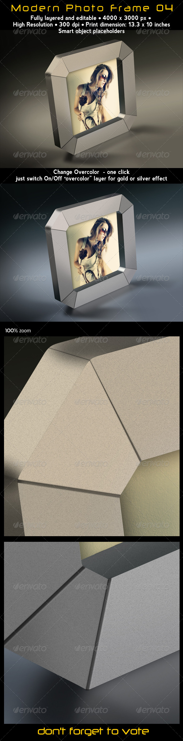 GraphicRiver Modern Photo Frame 04 5903164